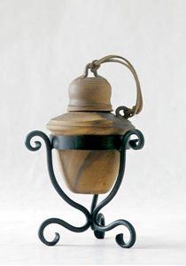 Obrázek z Kovaná olejová lampa KALICH