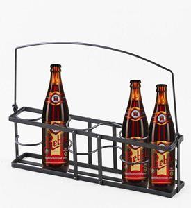 Obrázek z Kovaný nosič na pivo SLÁDEK (6 lahví)